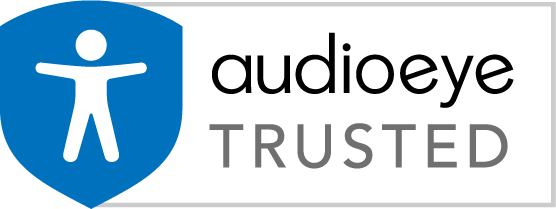 AudioEye Certification - AudioEye Trusted