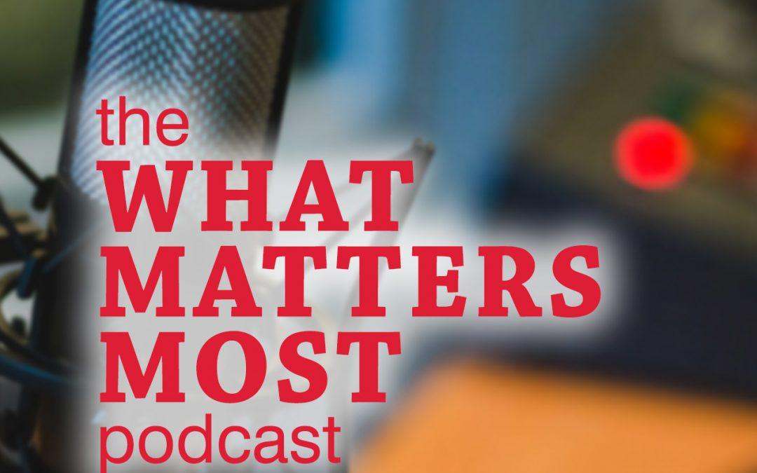 What Matters Most – Cybersecurity with Joyce Flinn