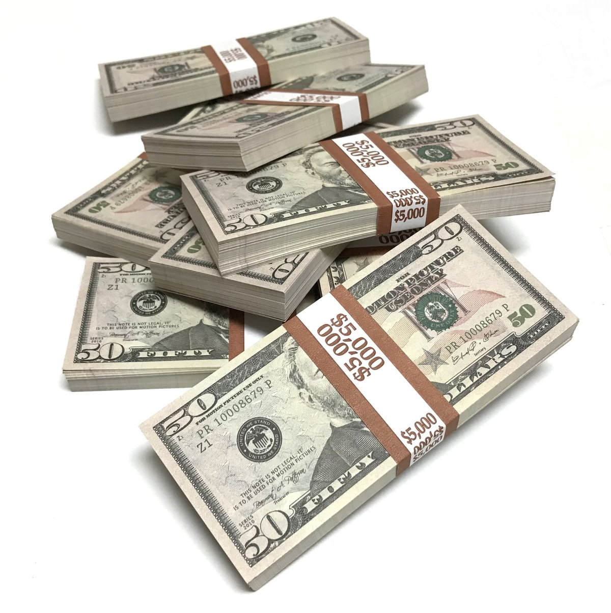 Image of lots of cash