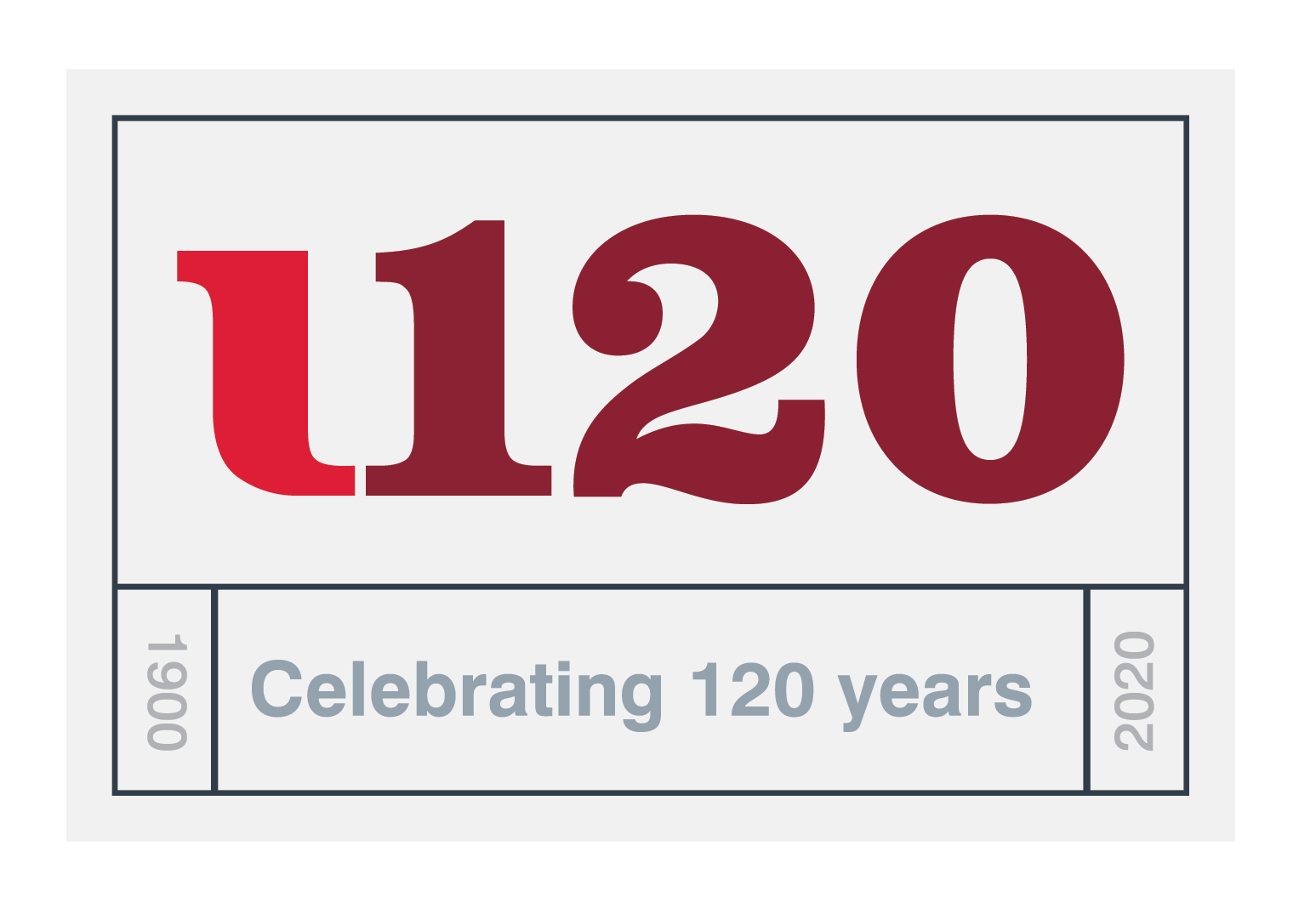 120th Anniversary Badge