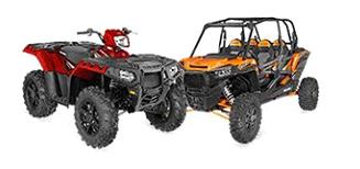 Image of an ATV