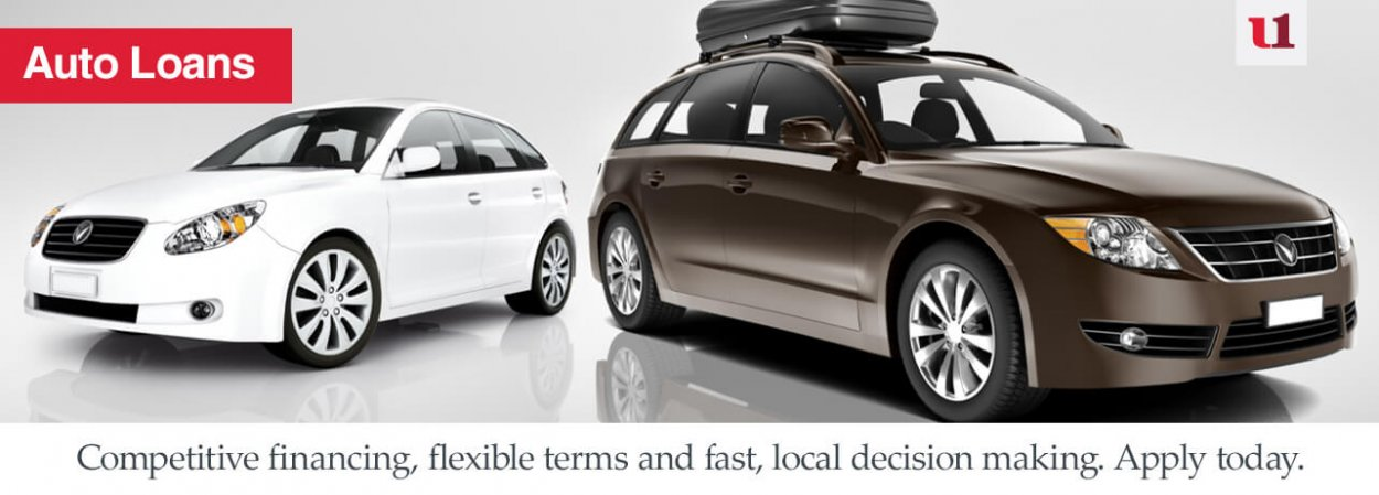 Auto Loans. Competitive financing, flexible terms and fast, local decision making. Apply today.