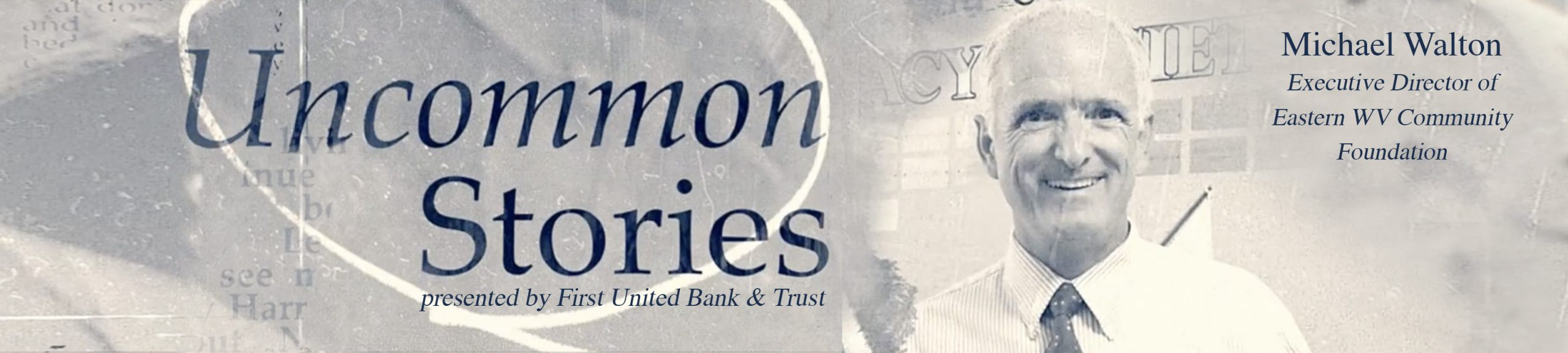 Uncommon Stories by First United