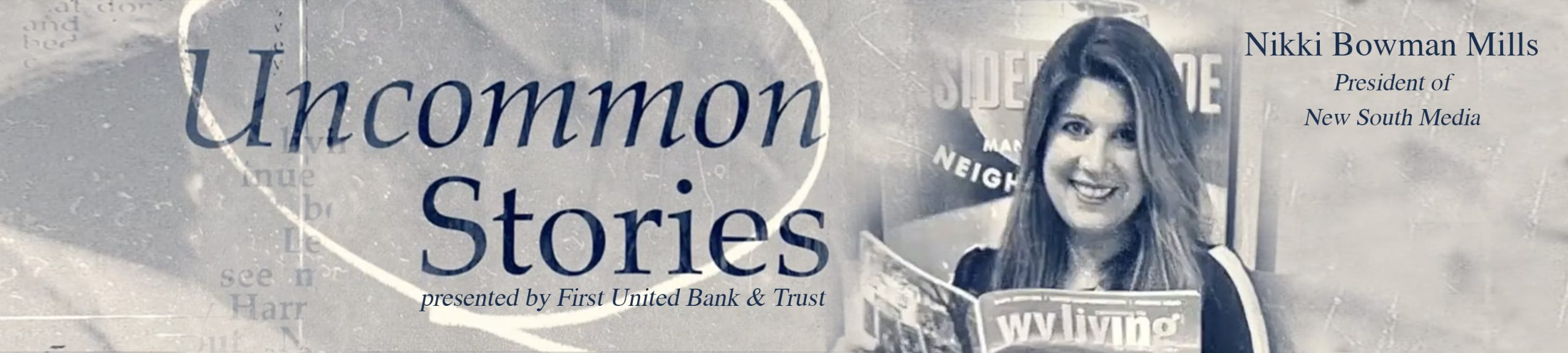 Uncommon Stories Image with New South Media