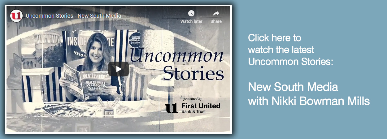 Click to watch the latest Uncommon Stories episode: New South Media with Nikki Bowman Mills
