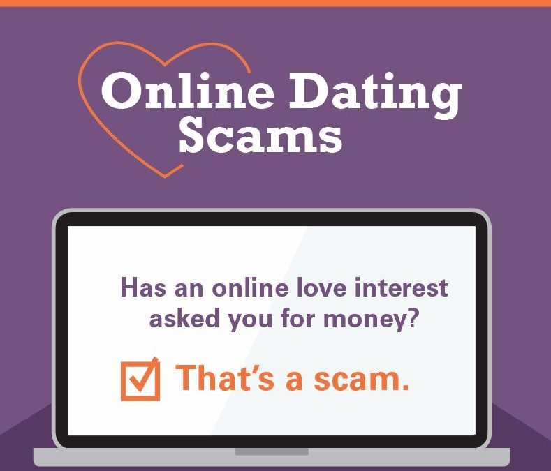 Online Dating Scams Image